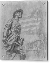 Memories Of The Gettysburg Battle Acrylic Print by Randy Steele