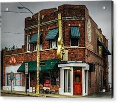 Memphis - Sun Studio 003 Acrylic Print by Lance Vaughn