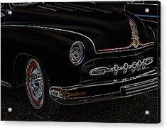 Mercury Glow Acrylic Print by Steve McKinzie