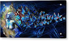 Metamorphosis Acrylic Print by Michael Durst