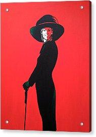 Michelle Obama Acrylic Print by Bryan Ahn