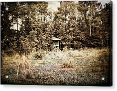 Middle Of Nowhere Acrylic Print by Ester  Rogers