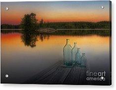 Midsummer Magic Acrylic Print by Veikko Suikkanen