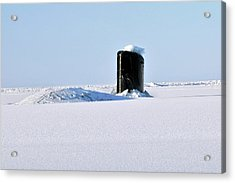 Military Arctic Training Acrylic Print by Us Navy/tiffini M. Jones