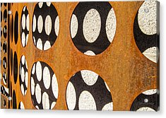 Mind - Dimensions Acrylic Print by Steven Milner