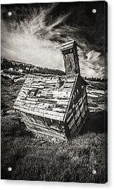 Quartz Mountain 4 Acrylic Print by Yo Pedro