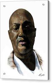 Mister Howard Grant Acrylic Print by Reggie Duffie