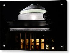 MIT Acrylic Print by Juergen Roth
