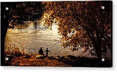Moments To Remember Acrylic Print by Bob Orsillo