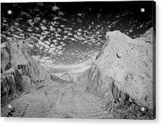 Monolith Acrylic Print by Stephen Mack