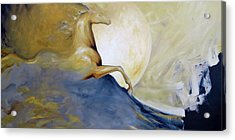 Moonlight And Shadow Acrylic Print by Dina Dargo