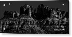 Moonlight Cathederal Acrylic Print by Jon Burch Photography