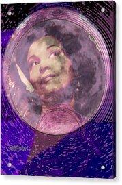 Moonlight Feels Right Acrylic Print by Seth Weaver
