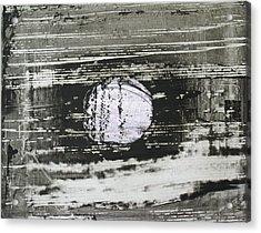 Moonlight  Acrylic Print by Jigme Namgyel