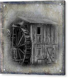 Morgan's Mill Acrylic Print by Paul Freidlund
