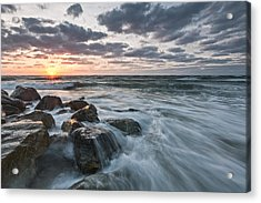 Morning All The Time Acrylic Print by Jon Glaser
