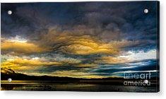 Morning Canvas Acrylic Print by Mitch Shindelbower