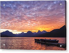 Morning Light Acrylic Print by Jon Glaser
