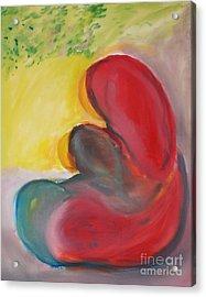 Morning  Acrylic Print by Teresa Hutto