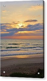 Mornings Early Light Acrylic Print by Bruce Bley