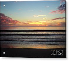 Morningtide Acrylic Print by Megan Dirsa-DuBois