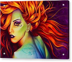 Mother Monster Acrylic Print by Scott Spillman