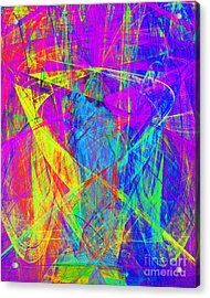 Mother Of Exiles 20130618p60 Acrylic Print by Wingsdomain Art and Photography