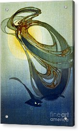 Mother West Wind 1920 Acrylic Print by Padre Art