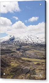 Mount St. Helens Acrylic Print by Birches Photography