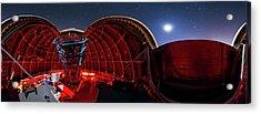 Mount Wilson Observatory Acrylic Print by Babak Tafreshi