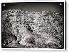 Mountain Mounds Acrylic Print by John Rizzuto