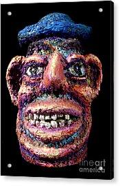 Mr.bilbow Acrylic Print by Arthur Robins