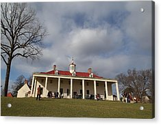 Mt Vernon - 01136 Acrylic Print by DC Photographer