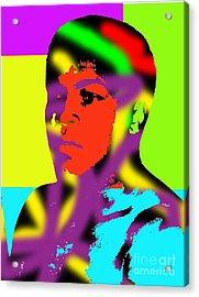 Muhammad Ali Acrylic Print by Gerhardt Isringhaus