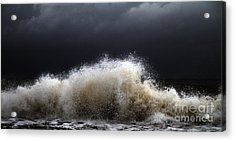 My Brighter Side Of Darkness Acrylic Print by Stelios Kleanthous