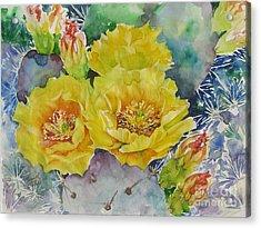 My Delight Acrylic Print by Summer Celeste