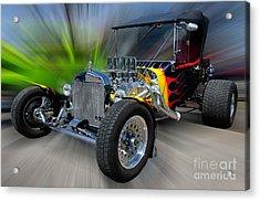 My Dream Ride Acrylic Print by JohnD Smith