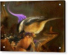My Good Fortune... Acrylic Print by Arthur Miller