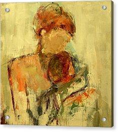My Love Acrylic Print by Lisa Moore