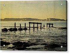 My Sea Of Ruins II Acrylic Print by Marco Oliveira