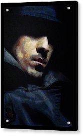 Mystical Man Acrylic Print by Gun Legler