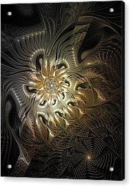 Mystical Metamorphosis Acrylic Print by Amanda Moore