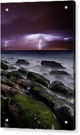 Nature's Splendor Acrylic Print by Jorge Maia