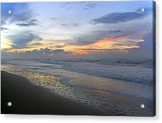 Nautical Rejuvenation Acrylic Print by Betsy C Knapp
