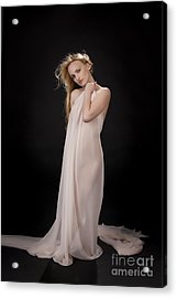 Nearly Covered 1113 .02 Acrylic Print by Kendree Miller