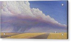 Nebraska Vista Acrylic Print by Jerry McElroy