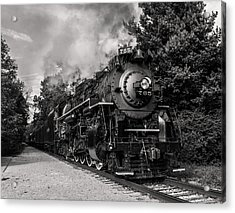 Nickel Plate Berkshire 765 Acrylic Print by Dale Kincaid