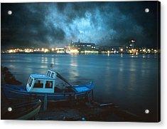 Night After Night Acrylic Print by Taylan Soyturk