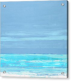 No. 104 Acrylic Print by Diana Ludet