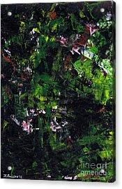 No Leaf Clover - Left  Acrylic Print by Kamil Swiatek